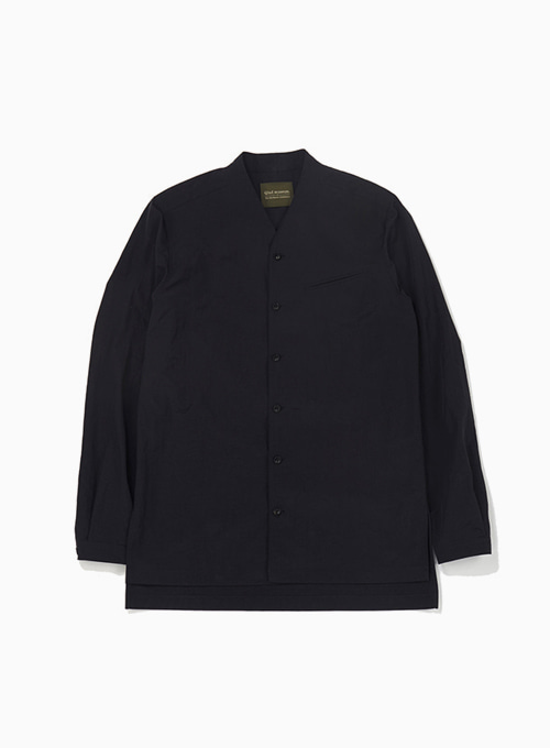 RIPSTOP TRIANGLE SHIRT (BLACK)