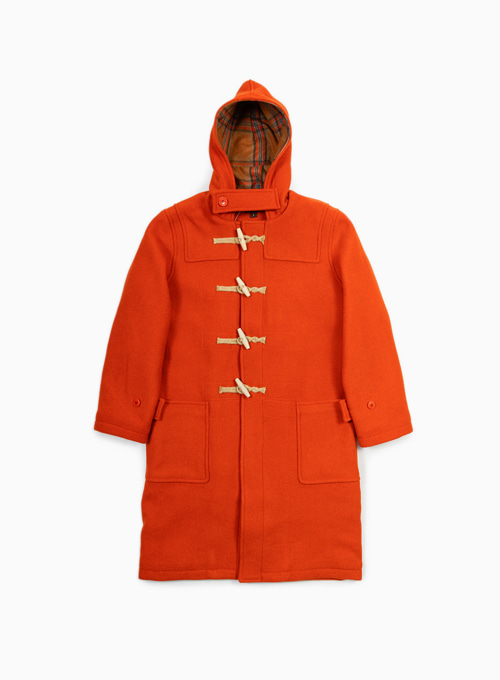 DUFFLE COAT (ORANGE)