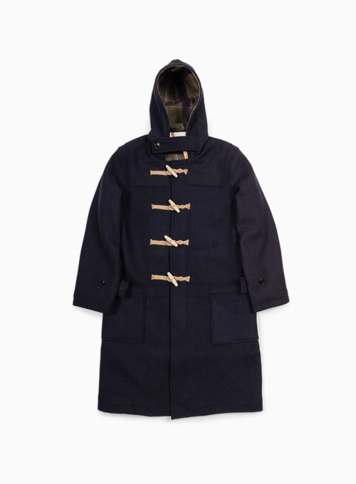 DUFFLE COAT (NAVY)