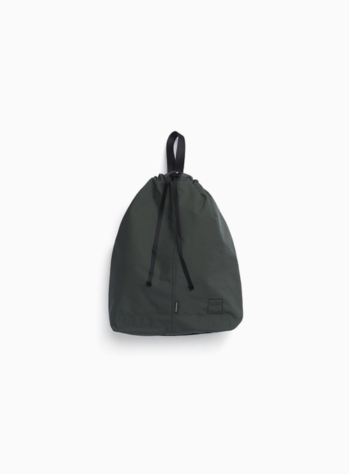 6L FISHERMAN BAG (OLIVE RIPSTOP)