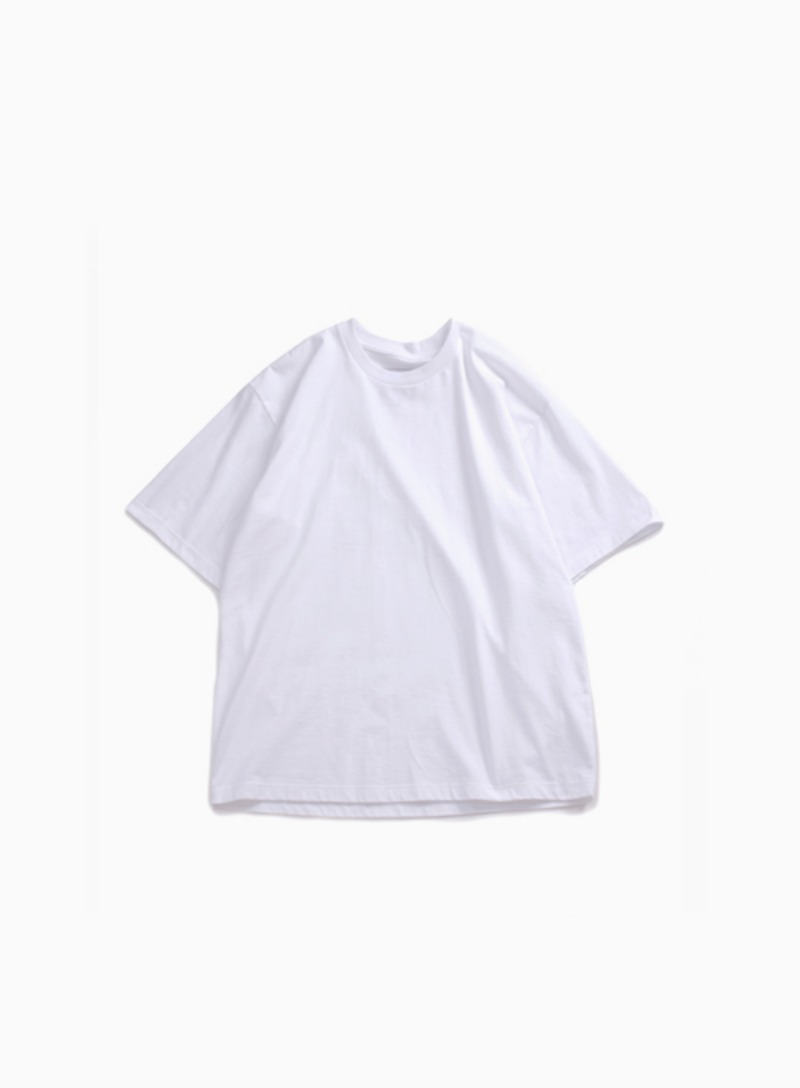 ONE DAY T-SHIRT (WHITE)
