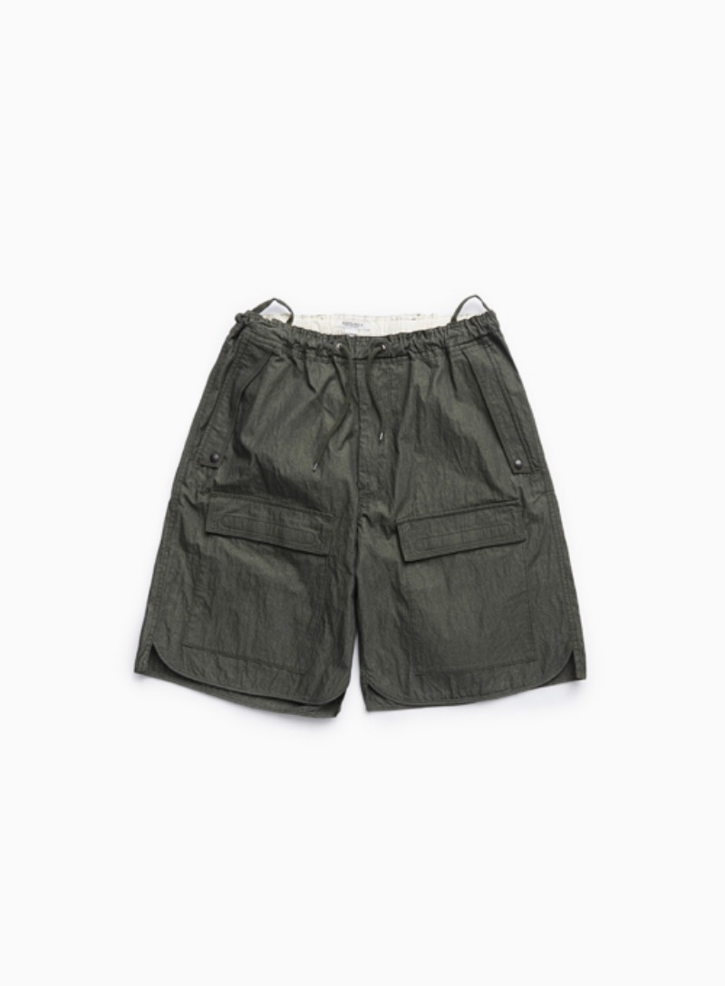 CBR SHORTS (D.OLIVE)