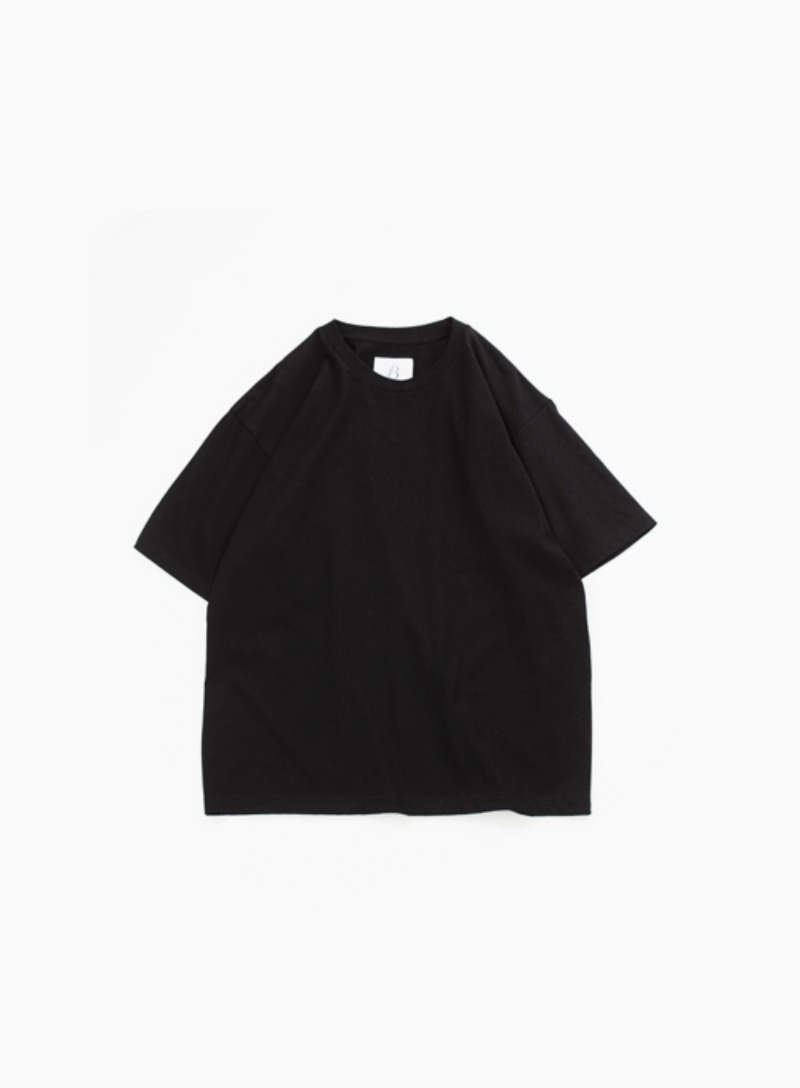 ONE DAY T-SHIRT (BLACK)