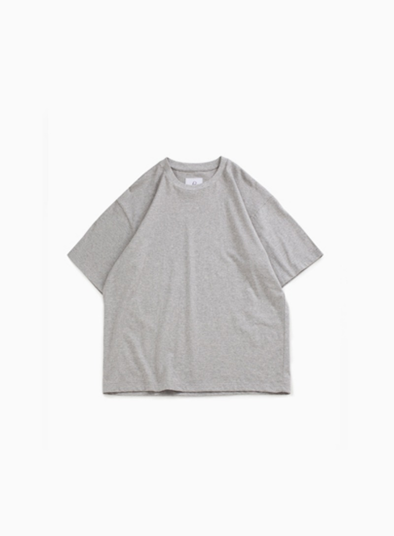 ONE DAY T-SHIRT (GREY)