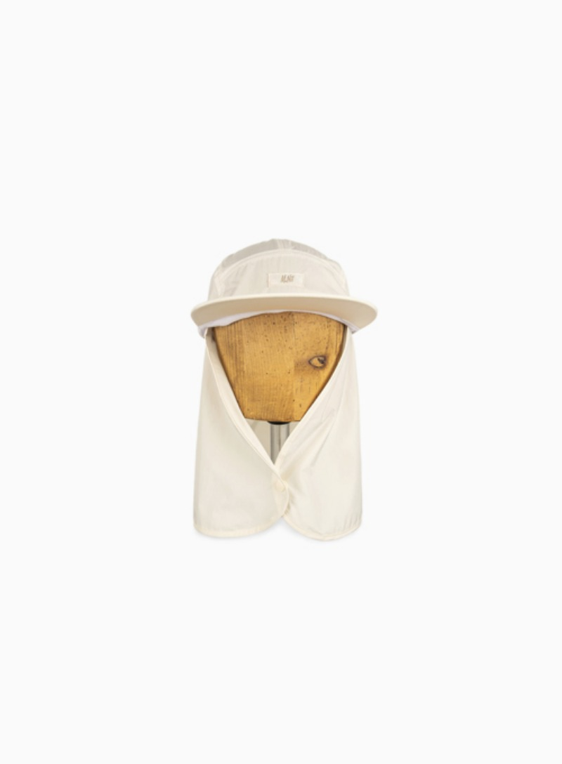 SHADE COVER CAP (OFF WHITE)