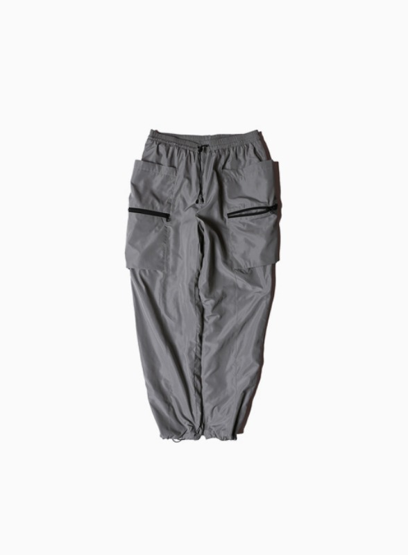 FUNCTION TRACK PANTS (COOL GREY)