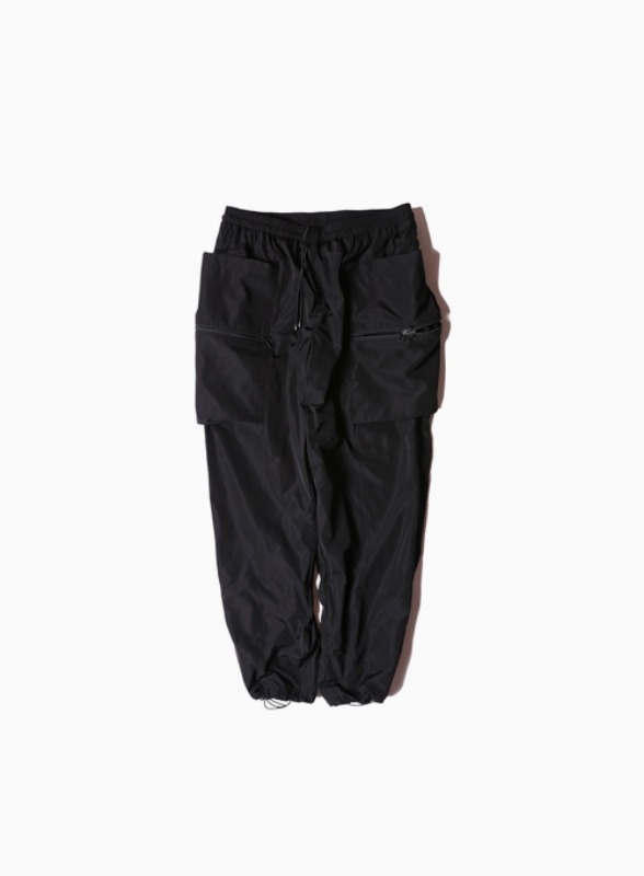 FUNCTION TRACK PANTS (BLACK)