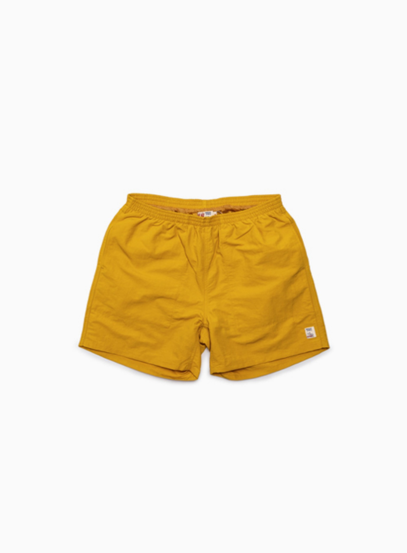 FATIGUE SHORTS (YELLOW)