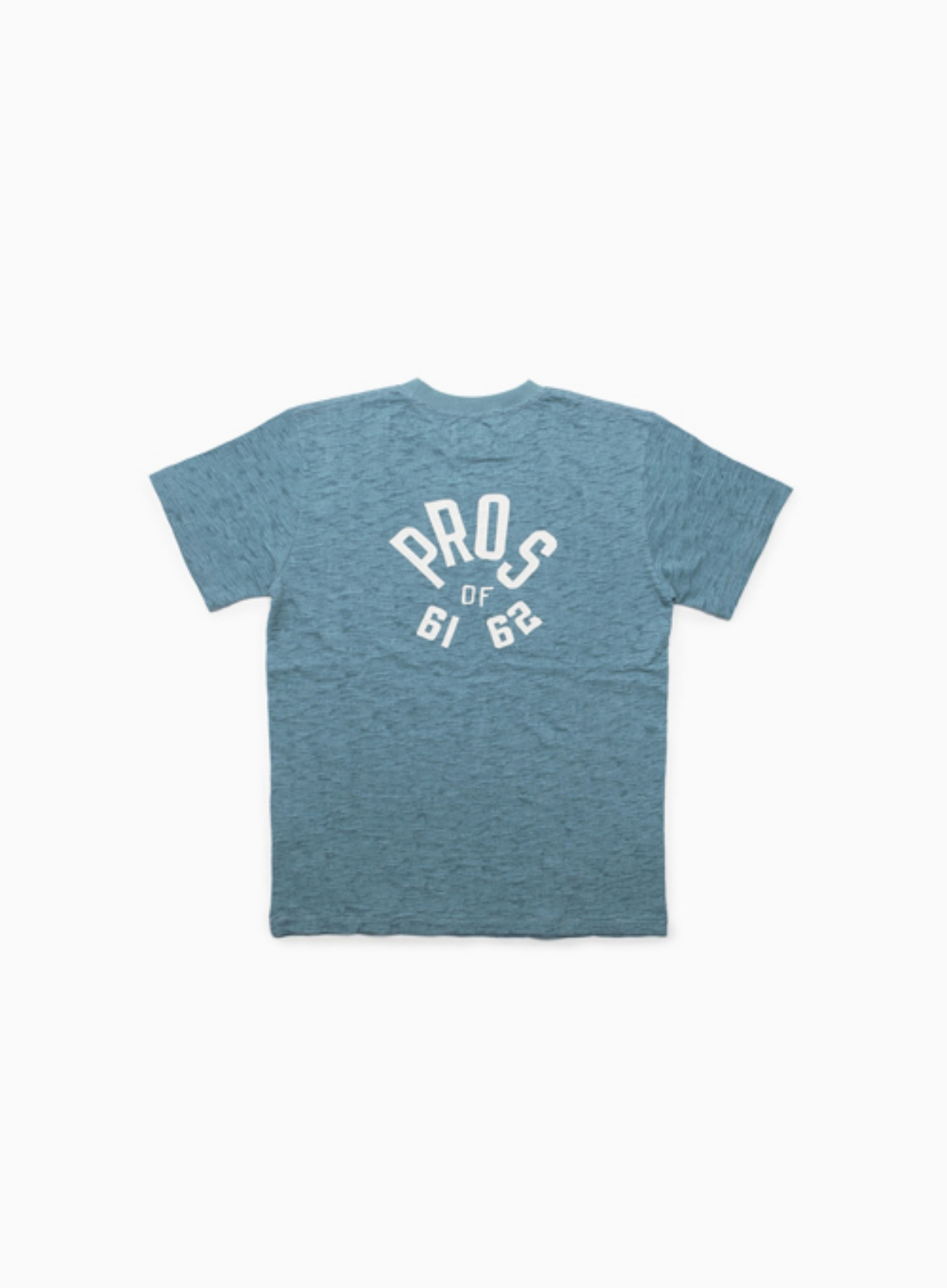 PROS T-SHIRT (BLUE)