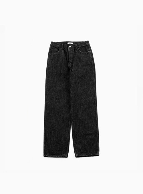 STANDARD DENIM (BLACK)