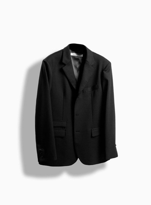 MODS BLAZER (BLACK)