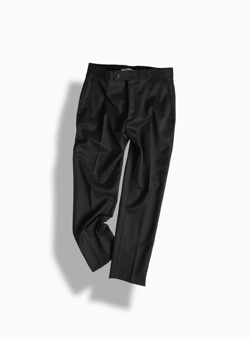 MODS TROUSERS (BLACK)