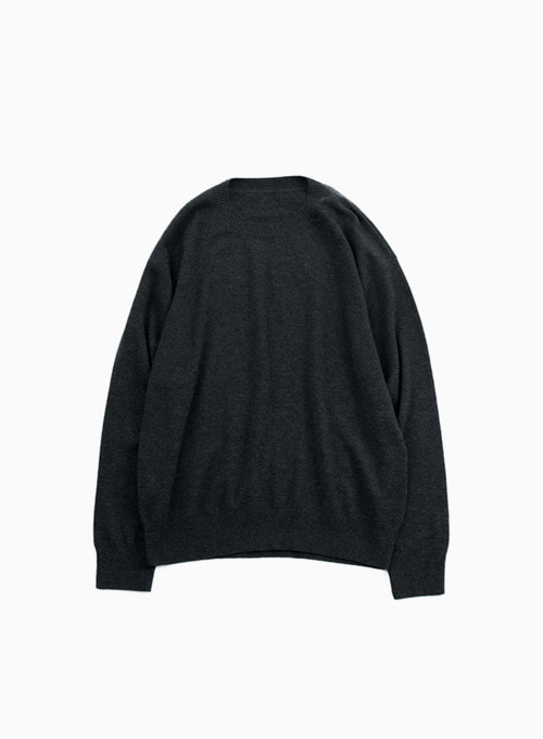 CREWNECK KNIT (GREY)