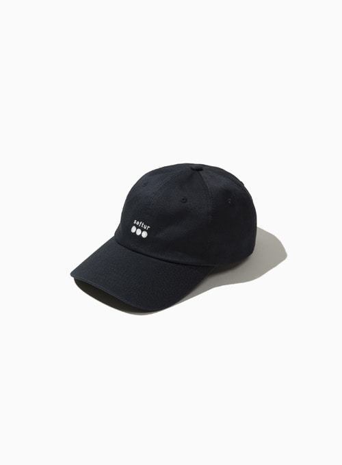 SOFTUR BALL CAP (NAVY)
