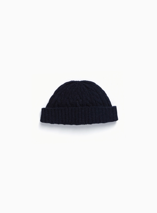FISHERMAN WATCH CAP (NAVY)