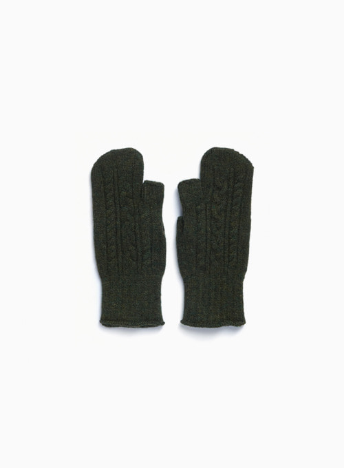RIFLE GLOVES (OLIVE)