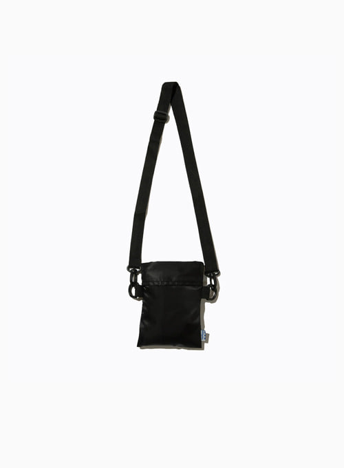 LAUNDRY TOTE BAG (BLACK)