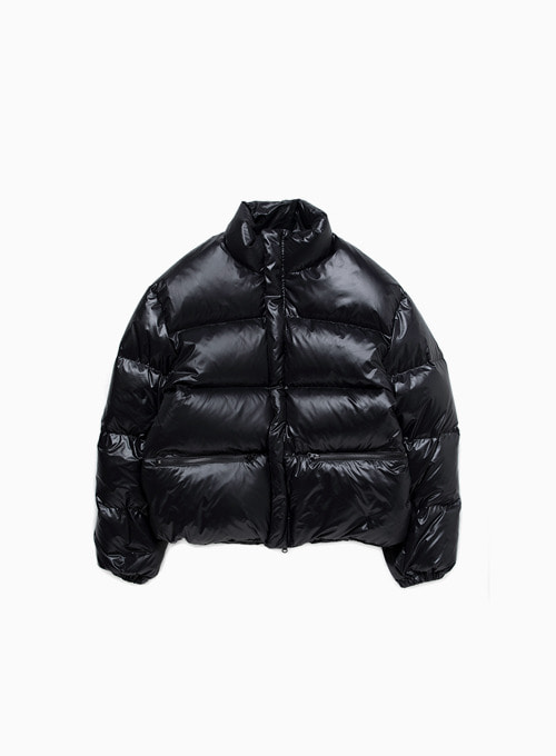 UTILITY DOWN JACKET (BLACK)