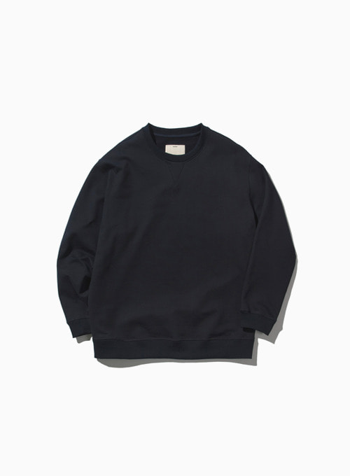HEAVY SWEAT SHIRT (NAVY)