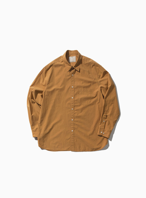 COMFORT SHIRT (GOLD OAK)