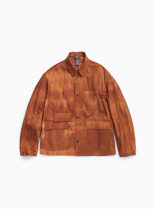 CHORE JACKET (SUNSET ORANGE)
