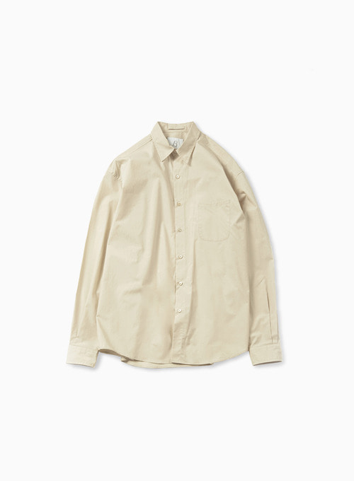 STEADY SHIRTS (BEIGE)