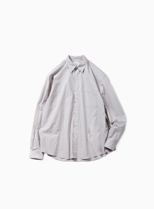 STEADY SHIRTS (LIGHT GERY)
