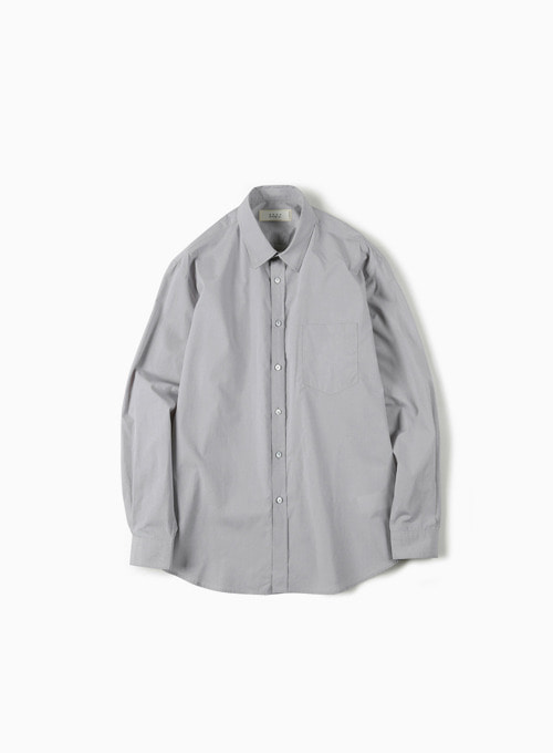 HIGH DENSITY STANDARD SHIRT (LIGHT GREY)