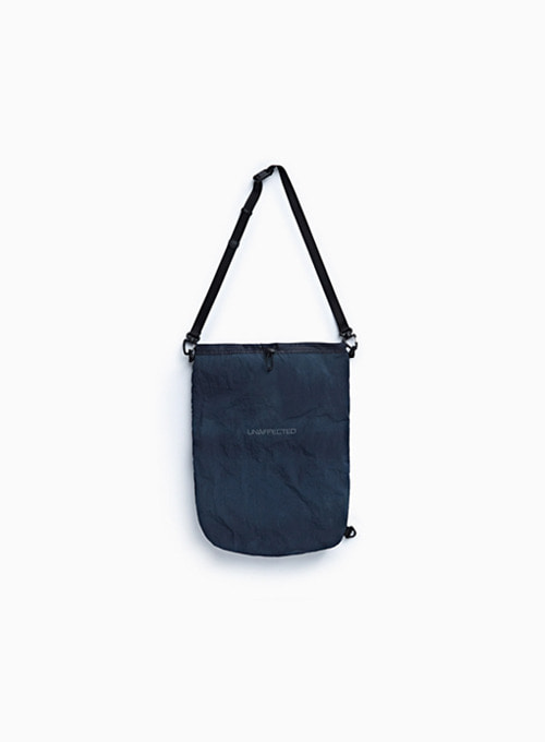 LOGO SLING BAG (OCEAN BLUE)