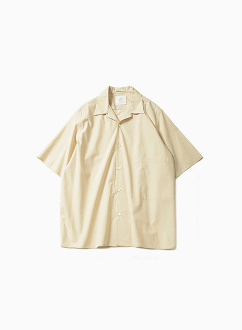 CONVERTIBLE SHIRTS (BEIGE)