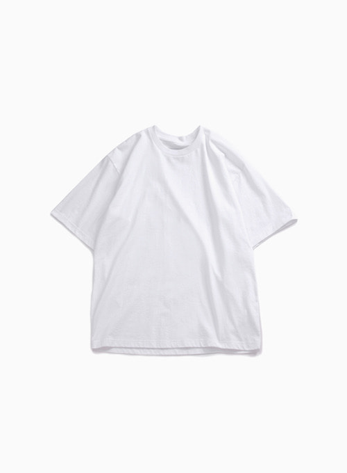 ONE DAY T-SHIRTS (WHITE)