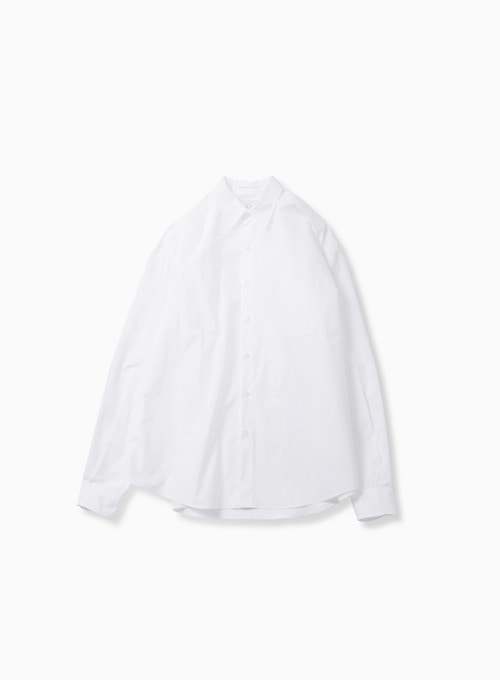 ZERO STEADY SHIRTS (WHITE)