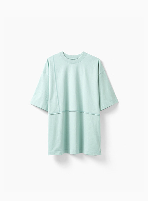 CUT OFF T-SHIRT (MINT)