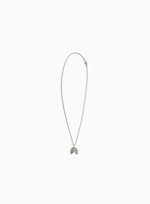 SILVER NECKLACE (N-404)