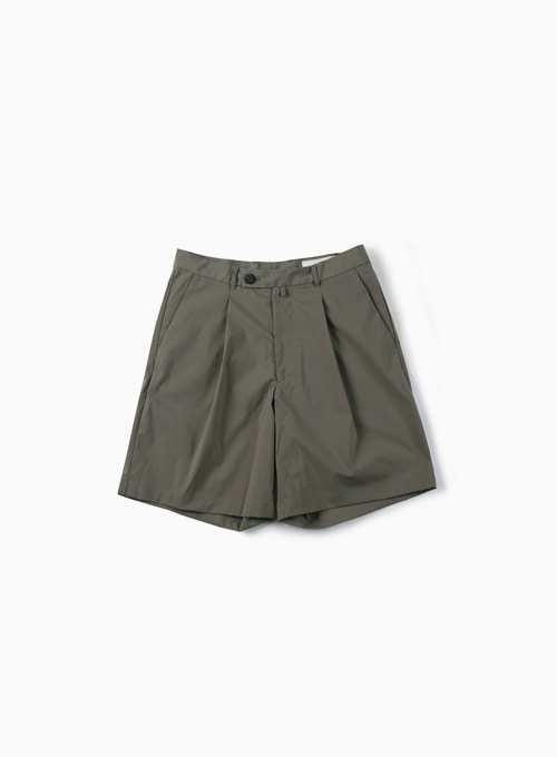 ECO DRY LIGHT WIDE SHORTS (KHAKI)