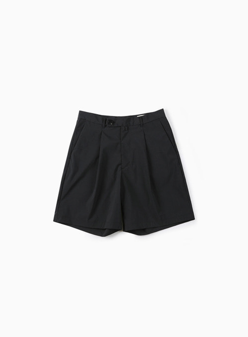 ECO DRY LIGHT WIDE SHORTS (BLACK)