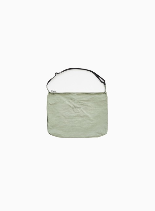 BODY CROSS BAG (SAGE GREEN)