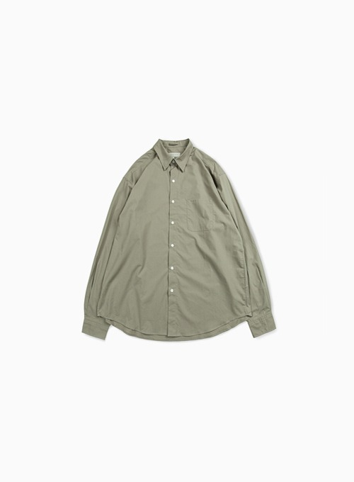 STEADY SHIRTS (OLIVE GREY)