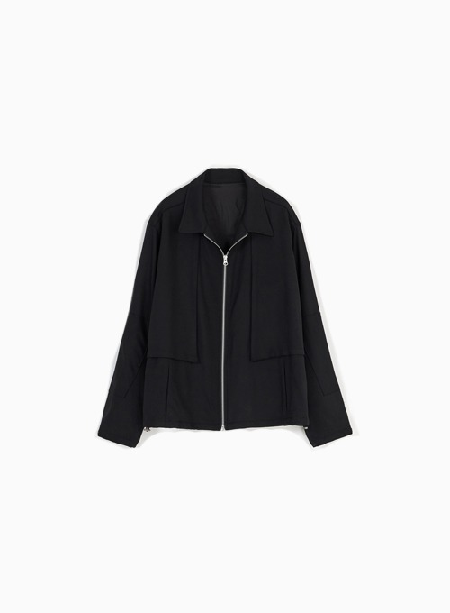 DRIZZLER JACKET (BLACK)