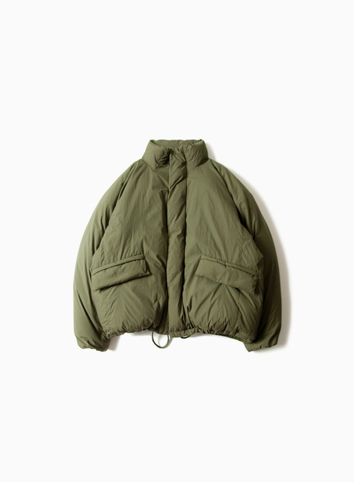 UTILITY DOWN (OLIVE)
