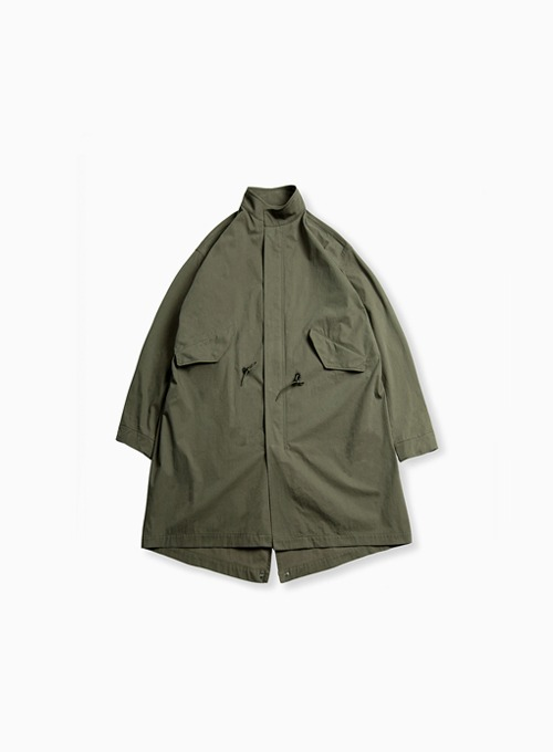 ESSENTIAL PARKA X TAION (OLIVE)