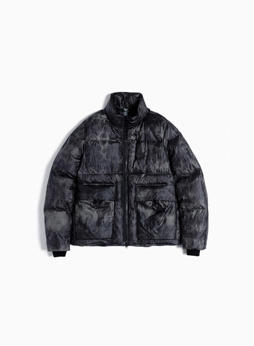 PUFFA DOWN JUMPER (BLACK STORM)