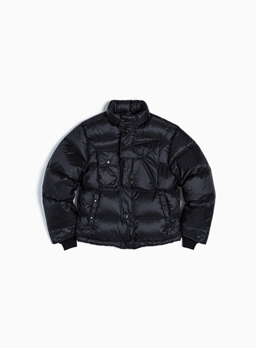 CBA DOWN PARKA (BLACK)