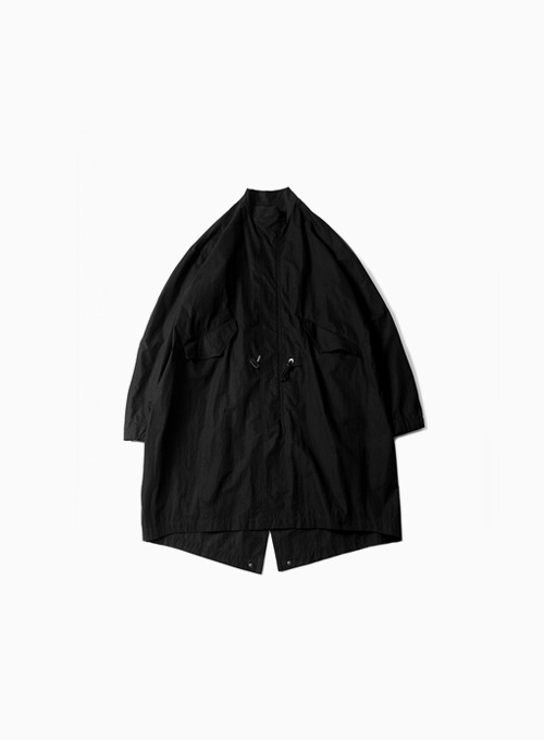 ESSENTIAL PARKA X TAION (BLACK)