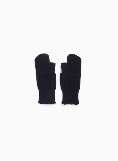 RIFLE GLOVES (BLACK)