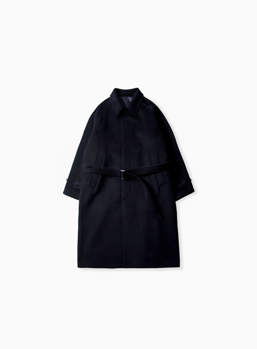 BALMACAAN COAT (DARK NAVY)