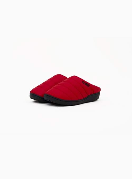 DOWN SANDAL (RED)