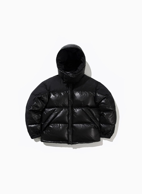 BUBBLE DOWN JACKET (BLACK)