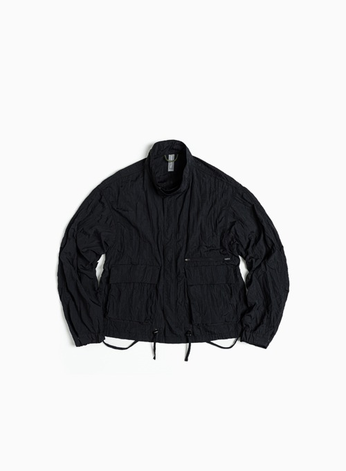 AG OVERSIZED BLOUSON (BLACK)