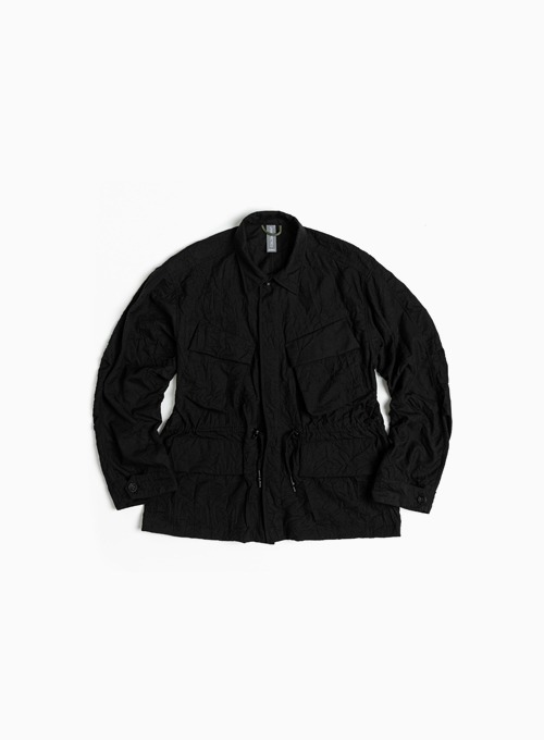 JUNGLE FIELD JACKET (BLACK)